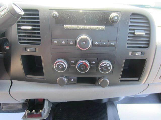 2011 Chevrolet Silverado 1500 4x2 Work Truck 2dr Regular Cab 8 ft. LB - Akron OH