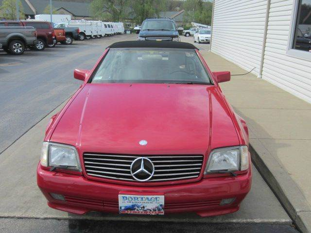 1995 Mercedes-Benz SL-Class SL 500 2dr Convertible - Akron OH