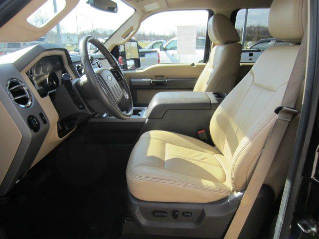 2011 Ford F-250 Super Duty 4x4 Lariat 4dr Crew Cab 6.8 ft. SB Pickup - Akron OH