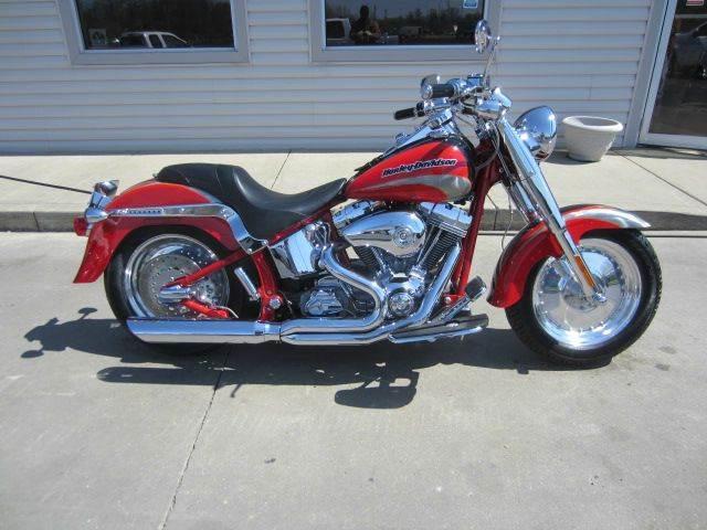 2005 Harley-Davidson Screamin Eagle FATBOY