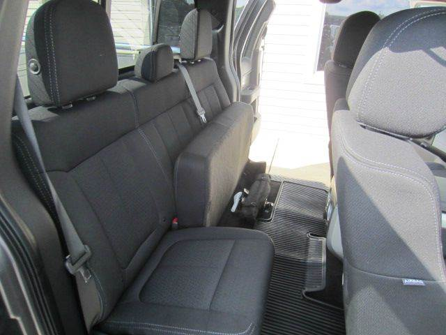 2013 Ford F-150 4x4 FX4 4dr SuperCab Styleside 6.5 ft. SB - Akron OH