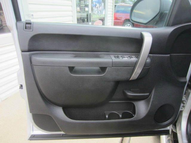 2013 Chevrolet Silverado 2500HD 4x4 LT 4dr Extended Cab SB - Akron OH