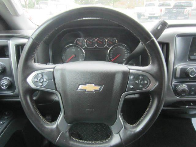2015 Chevrolet Silverado 2500HD 4x4 LT 4dr Double Cab SB - Akron OH