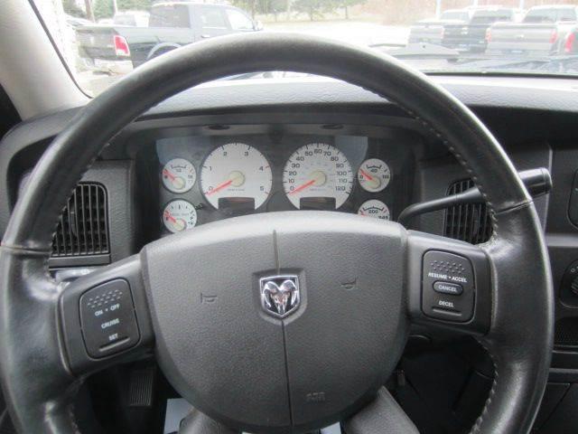2005 Dodge Ram Pickup 3500 4dr Quad Cab SLT 4WD LB - Akron OH