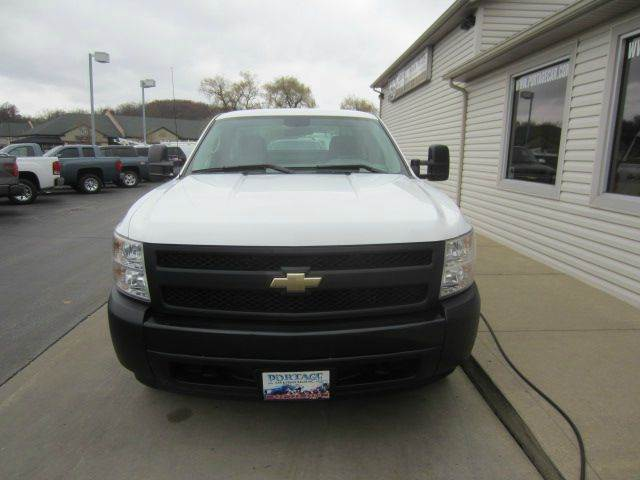 2007 Chevrolet Silverado 1500 Work Truck 2dr Regular Cab 4WD 8 ft. LB - Akron OH