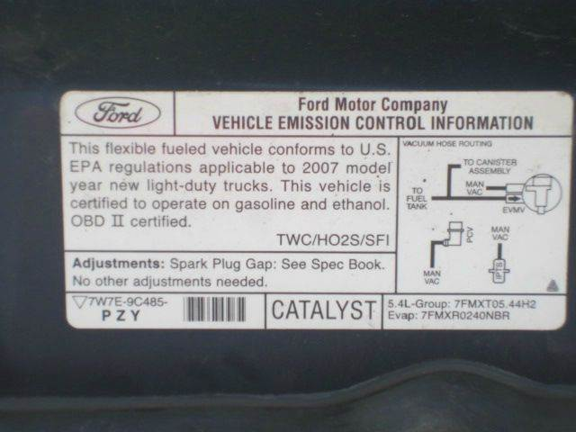 2007 Ford F-150 FX4 4dr SuperCab 4WD Styleside 6.5 ft. SB - Akron OH