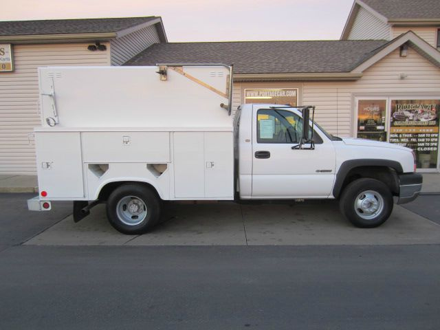 2003 Chevrolet C3500 DUALLY UTILITY BED