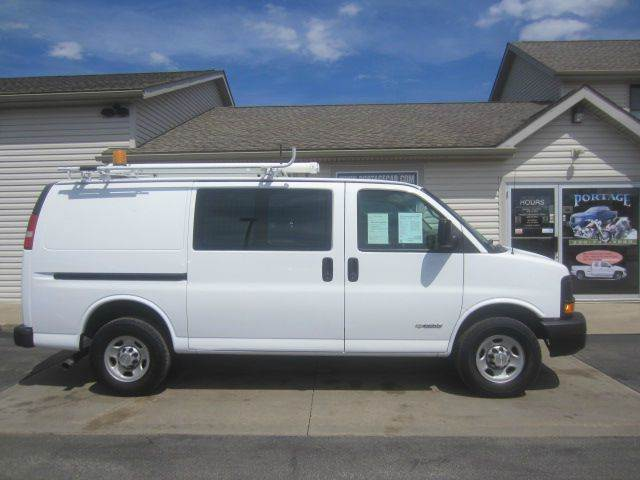 2006 Chevrolet Express Cargo 2500 3dr Van - Akron OH