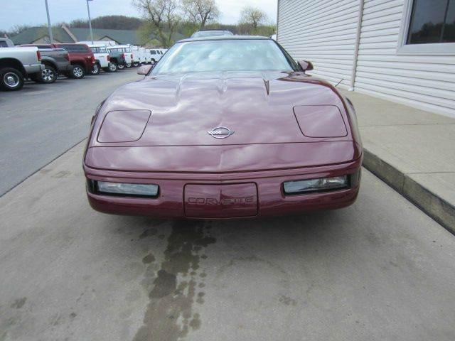 1993 Chevrolet Corvette 40TH ANIVERSARY - Akron OH