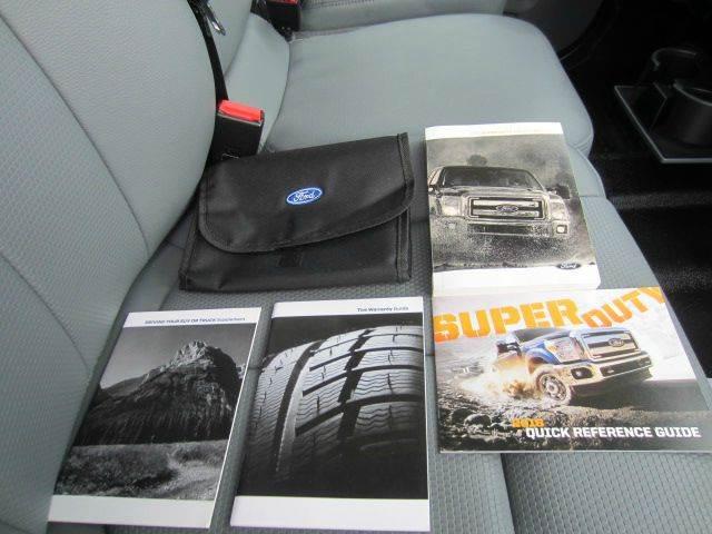 2016 Ford F-350 Super Duty 4x2 XL 4dr Crew Cab 8 ft. LB SRW Pickup - Akron OH