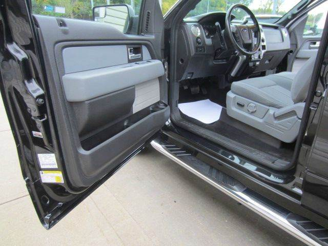 2014 Ford F-150 4x4 XLT 4dr SuperCrew Styleside 5.5 ft. SB - Akron OH