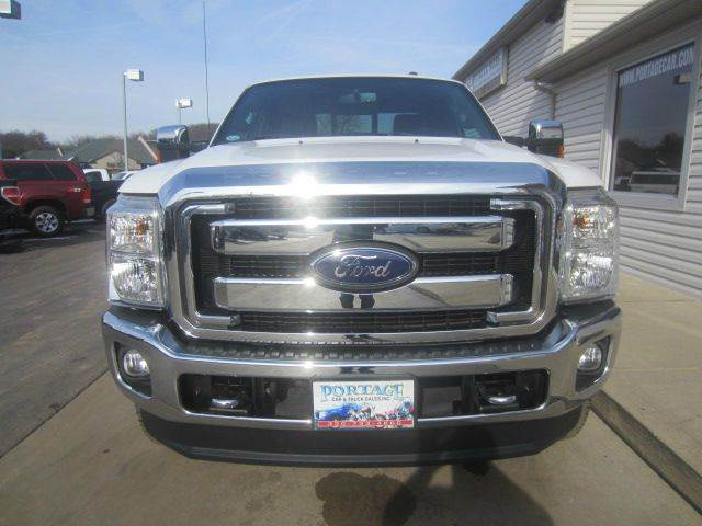 2013 Ford F-350 Super Duty 4x4 Lariat 4dr SuperCab 6.8 ft. SB SRW Pickup - Akron OH