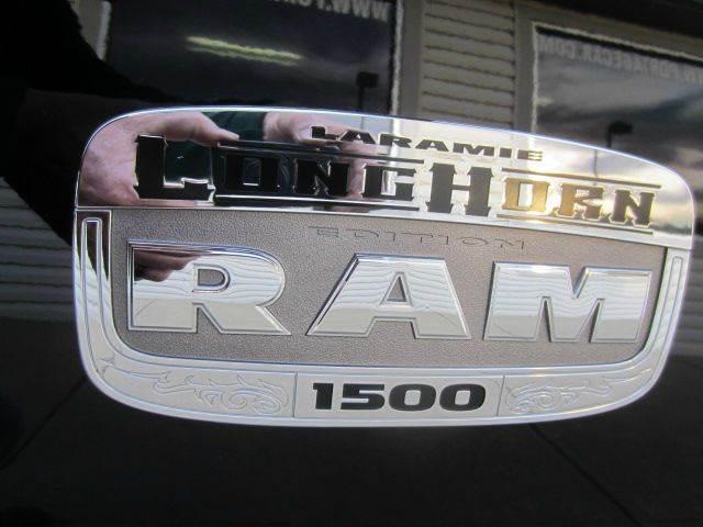 2014 RAM Ram Pickup 1500 4x4 Laramie Longhorn 4dr Crew Cab 5.5 ft. SB Pickup - Akron OH