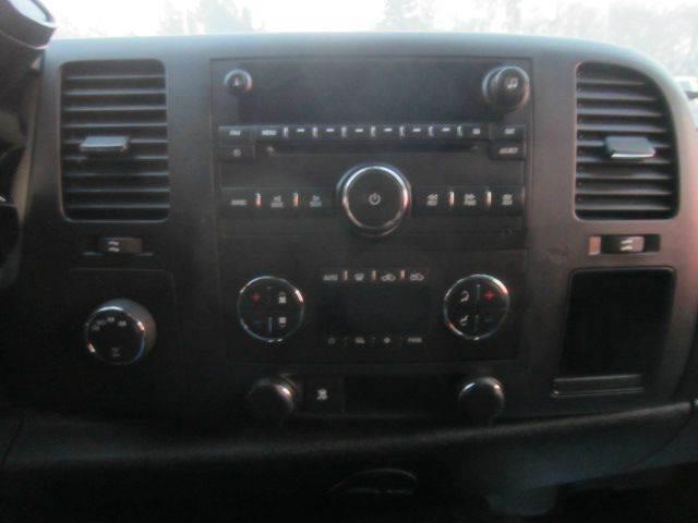 2009 GMC Sierra 1500 4x4 Work Truck 4dr Crew Cab 5.8 ft. SB - Akron OH