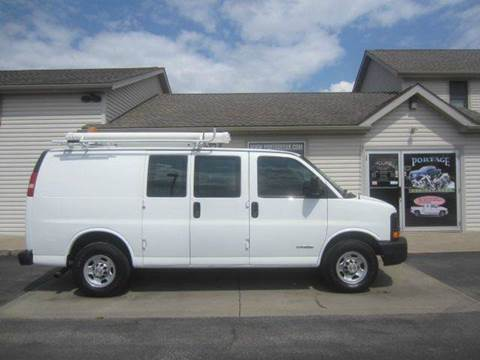 2005 Chevrolet Express Cargo for sale in Akron, OH