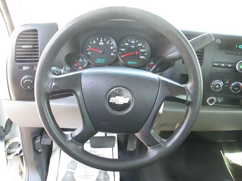 2010 Chevrolet Silverado 1500  - Clovis CA