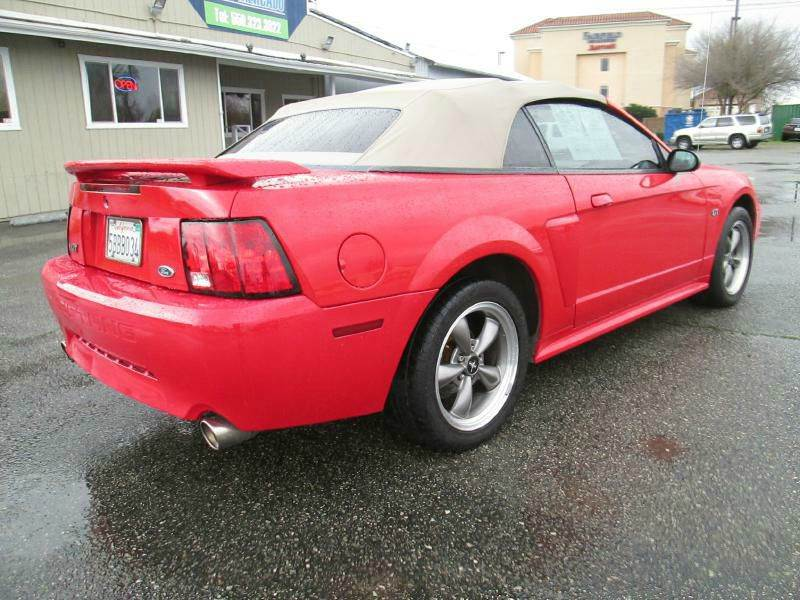 2003 Ford Mustang GT Deluxe 2dr Convertible - Clovis CA