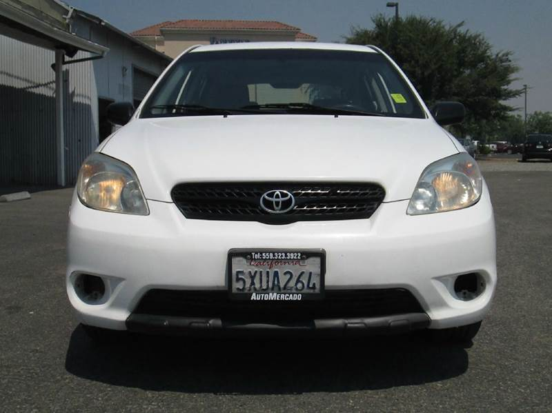 2007 Toyota Matrix XR 4dr Wagon (1.8L I4 4A) - Clovis CA