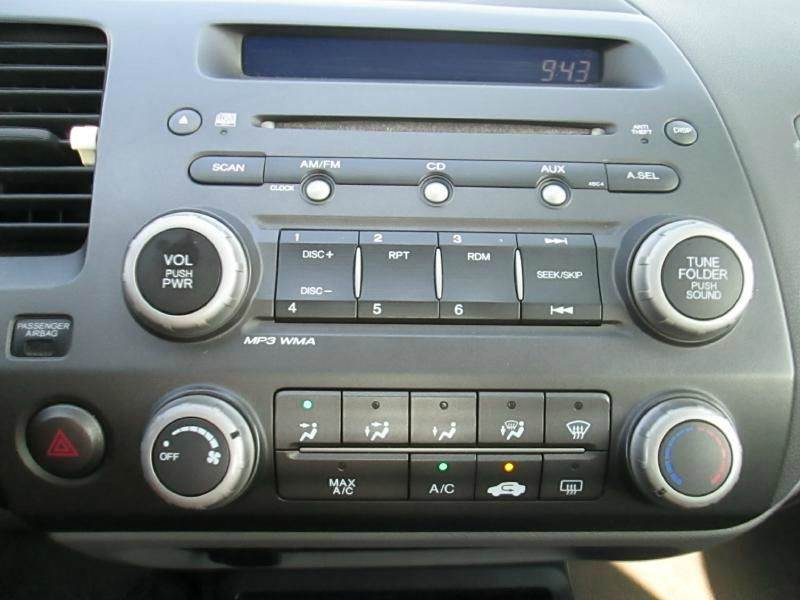 2008 Honda Civic LX 2dr Coupe 5M - Clovis CA