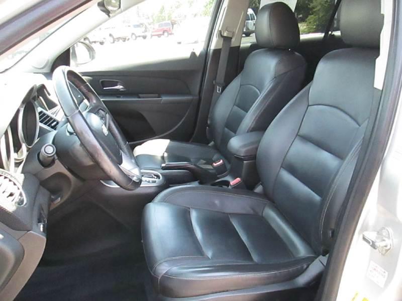 2013 Chevrolet Cruze 2LT Auto 4dr Sedan w/1SH - Clovis CA