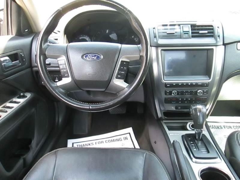 2012 Ford Fusion SEL 4dr Sedan - Clovis CA