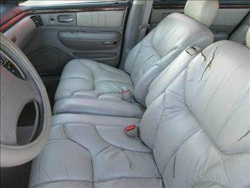 1996 Chrysler LHS 4dr Sedan - Clovis CA
