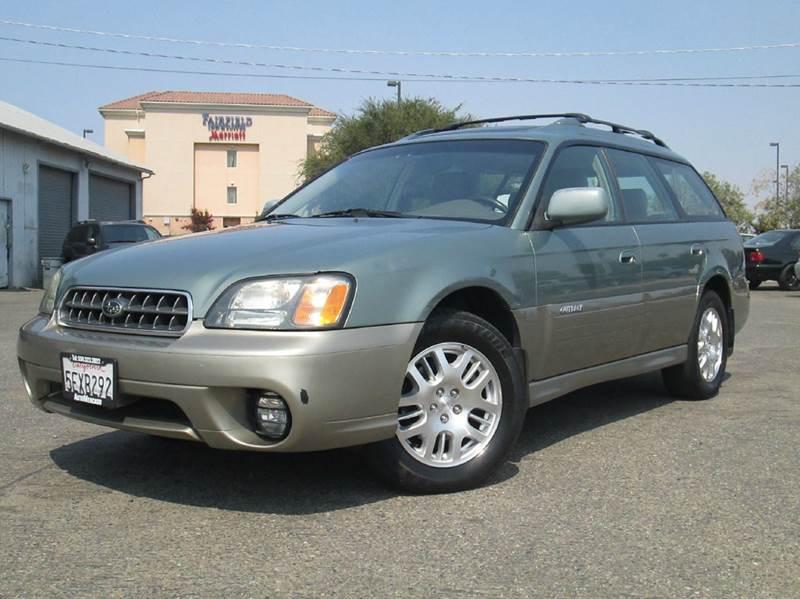 2004 Subaru Outback AWD Limited 4dr Wagon - Clovis CA