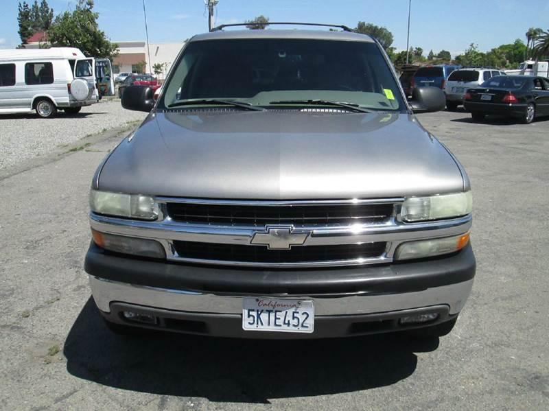 2002 Chevrolet Tahoe 1500 - Clovis CA