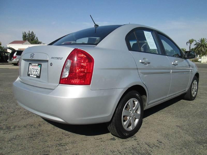 2009 Hyundai Accent GLS 4dr Sedan - Clovis CA