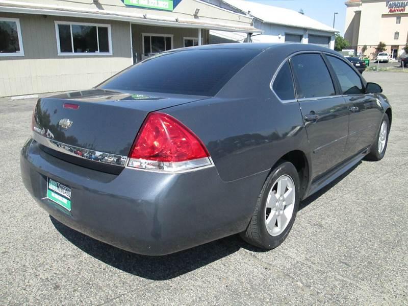 2009 Chevrolet Impala LT 4dr Sedan - Clovis CA