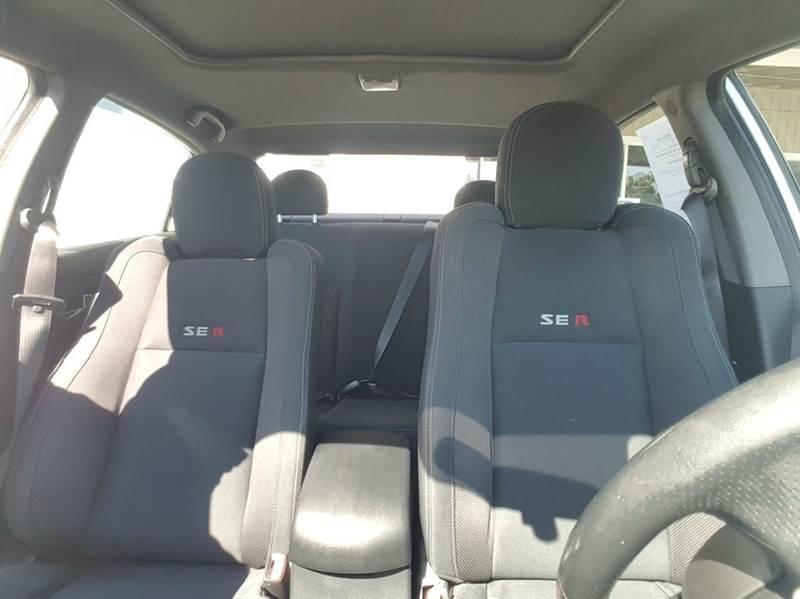 2011 Nissan Sentra SE-R 4dr Sedan - Clovis CA