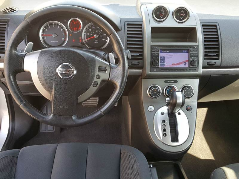 2011 Nissan Sentra SE R 4dr Sedan - Clovis CA