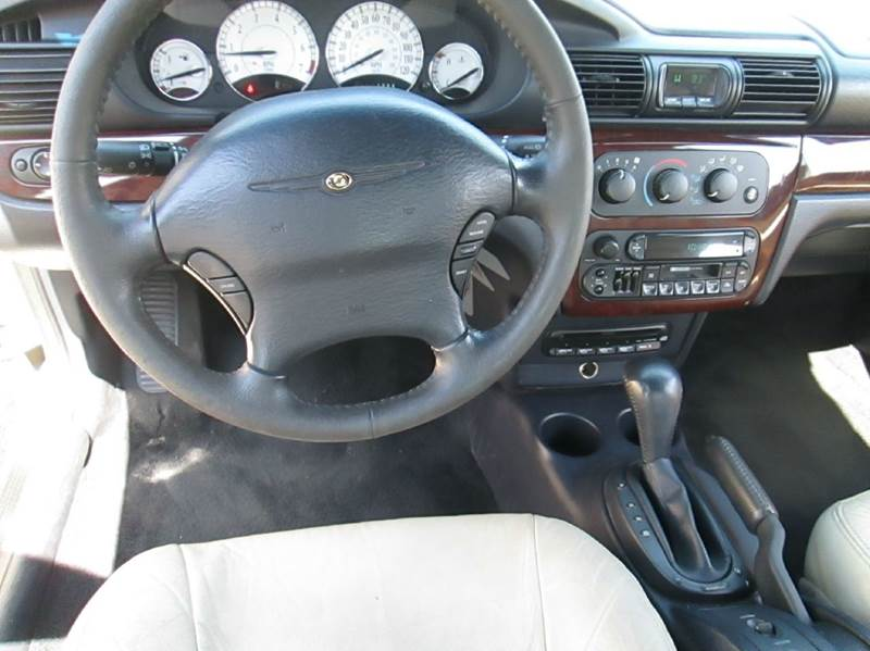 2002 Chrysler Sebring Limited 2dr Convertible - Clovis CA