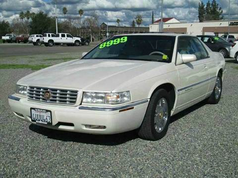 1999 Cadillac Eldorado for sale in Clovis, CA
