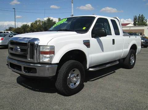 2008 Ford F-250 Super Duty for sale in Clovis, CA