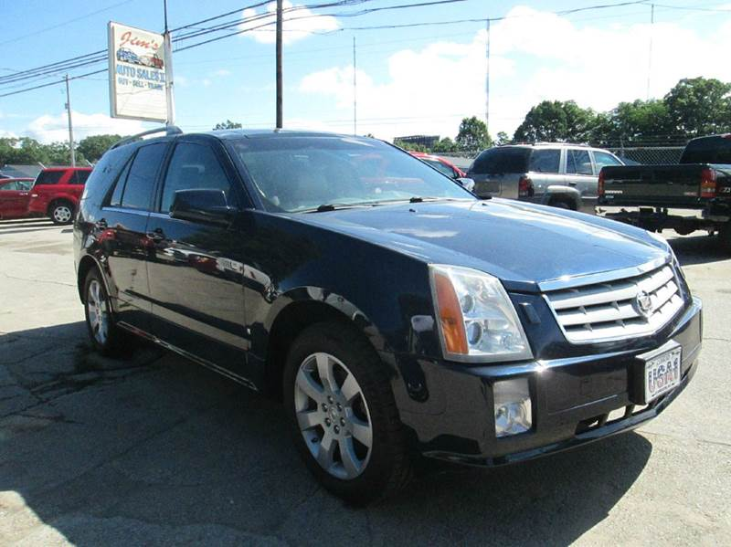 2006 cadillac srx awd 4dr suv w v8 in muskegon mi jims. Black Bedroom Furniture Sets. Home Design Ideas