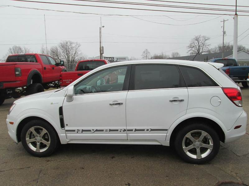 2009 saturn vue hybrid 4dr suv in muskegon mi jims auto. Black Bedroom Furniture Sets. Home Design Ideas