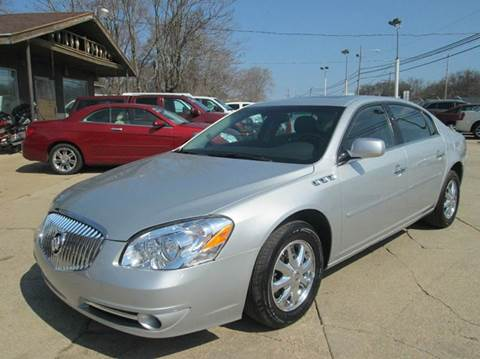 2010 Buick Lucerne for sale in Muskegon, MI