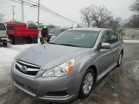 2011 Subaru Legacy for sale in Muskegon, MI
