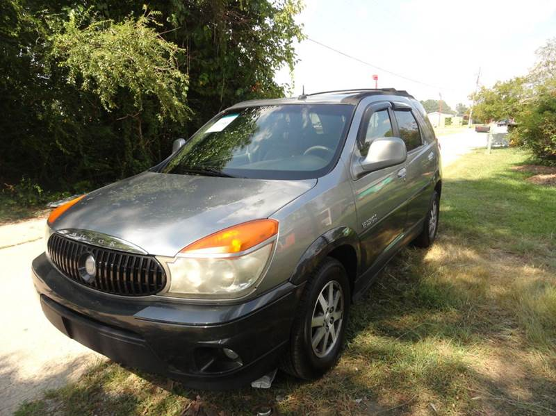 2003 buick rendezvous cxl 4dr suv in fuquay varina nc legacy auto sales. Black Bedroom Furniture Sets. Home Design Ideas