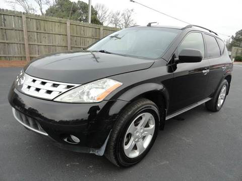 2003 Nissan Murano for sale in Fuquay-Varina, NC