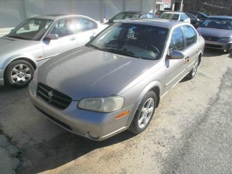 2001 Nissan Maxima