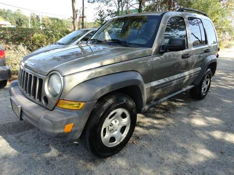 2007 Jeep Liberty for sale in Fuquay-Varina, NC