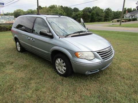 2005 Chrysler Town and Country for sale in Concord, NC
