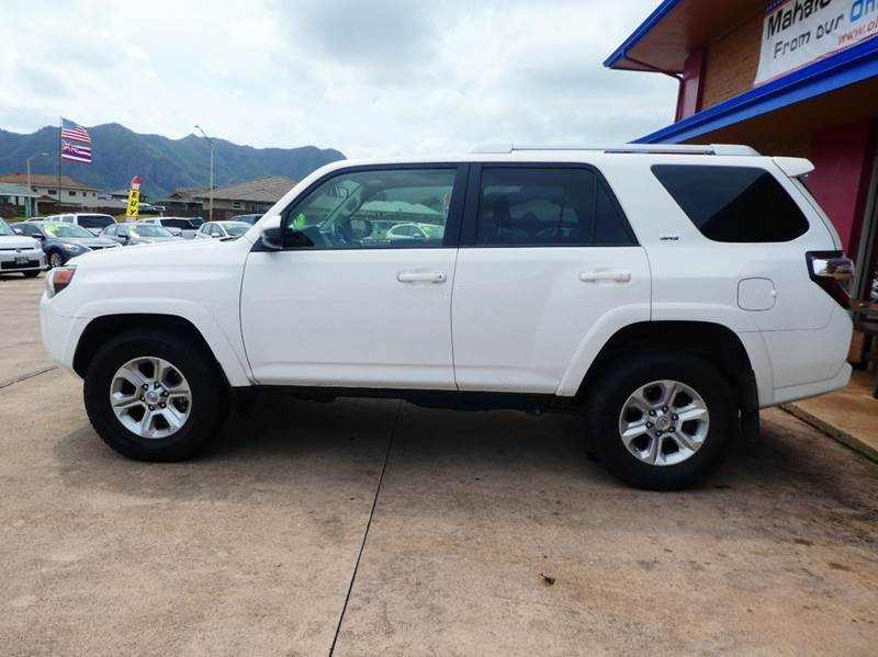 used toyota 4runner for sale in hawaii. Black Bedroom Furniture Sets. Home Design Ideas