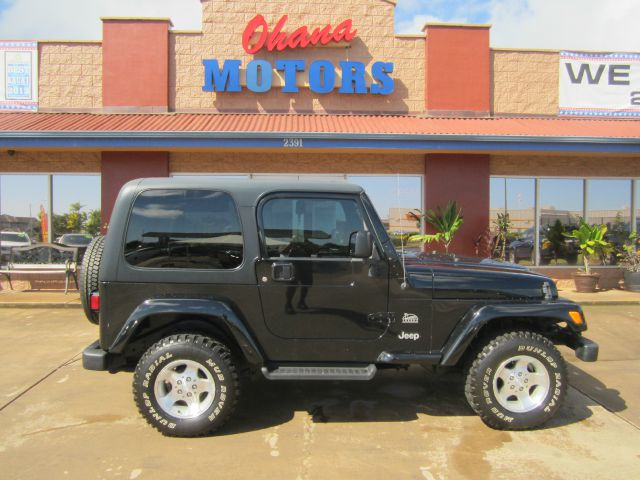 2003 Jeep Wrangler Unlimited