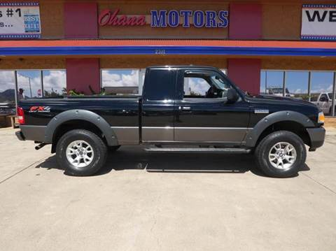 2008 Ford Ranger for sale in Ohana Motors-Across From Costco Gas- Lihue, HI