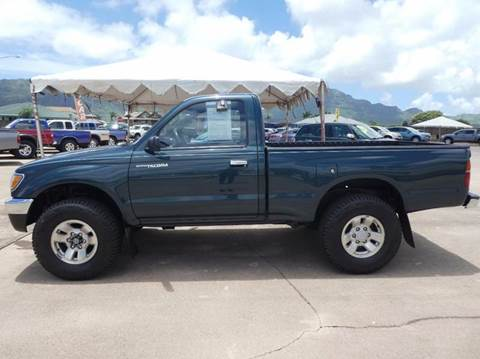 1996 Toyota Tacoma for sale in Ohana Motors-Across From Costco Gas- Lihue, HI
