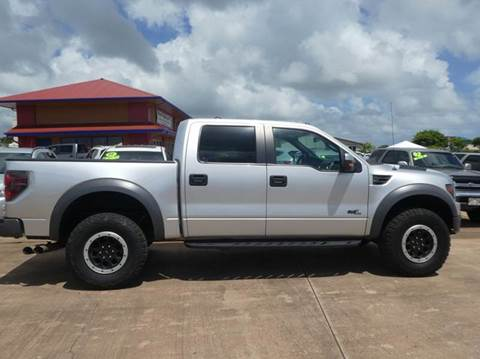 2013 Ford F-150 for sale in Ohana Motors-Across From Costco Gas- Lihue, HI