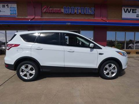 2014 Ford Escape for sale in Ohana Motors-Across From Costco Gas- Lihue, HI